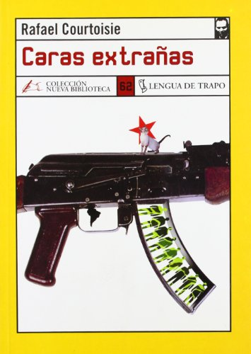 9788489618732: Caras extranas / Strange faces (Nueva Biblioteca) (Spanish Edition)