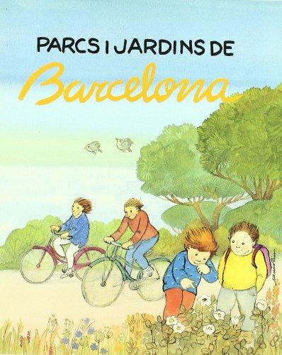 9788489622005: Parcs i jardins de Barcelona (Ciutat i natura)