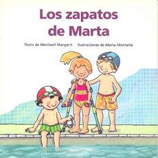 9788489622968: Los zapatos de Marta