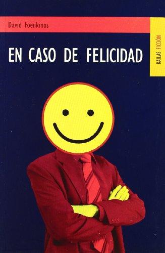 9788489624191: En caso de felicidad (FICCIÓN)