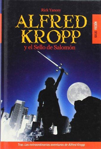 9788489624290: Alfred Kropp: El sello del Rey Salom�n (FICCI�N)