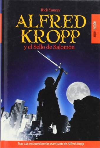9788489624290: Alfred Kropp y el sello de Salomón
