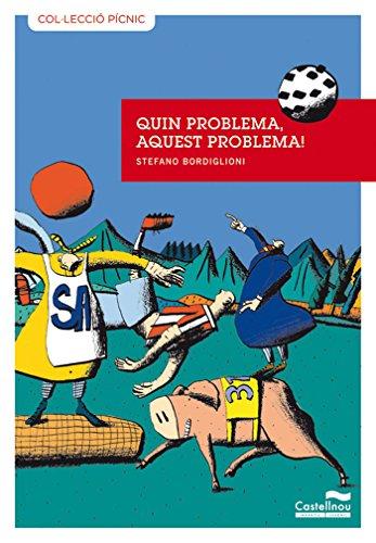 9788489625754: QUIN PROBLEMA AQUEST PROBLEMA Picnic 6 Castellnou