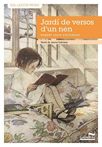 9788489625945: Jardi De Versos D'Un Nen -2- (Col·lecció Pícnic)