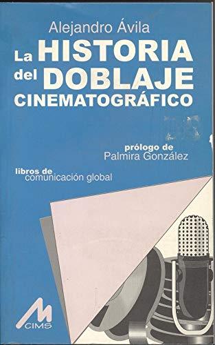 9788489643376: LA HISTORIA DEL DOBLAJE CINEMATOGRAFICO