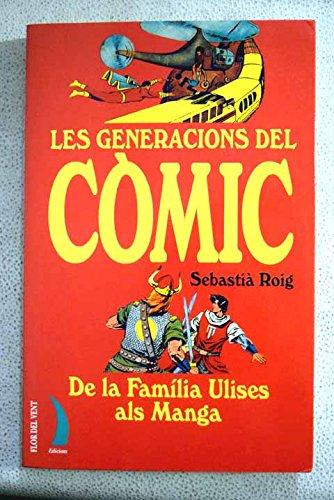 9788489644496: Generacións Del Comic Ll-12
