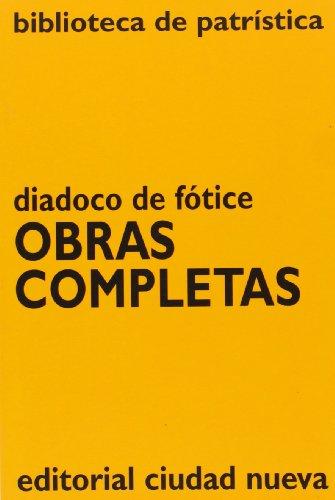 OBRAS COMPLETAS: Diadoco de fótice