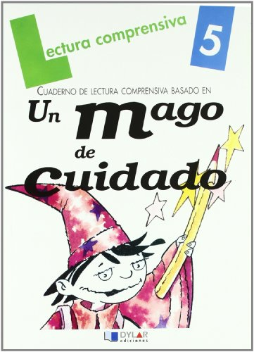 9788489655133: Lectura comprensiva, 5 : basado en Un mago de cuidado