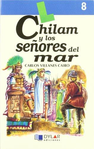 9788489655317: CHILAM Y LOS SRES.DEL MAR - Libro 8
