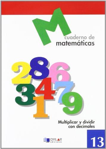 9788489655669: Cuaderno de matemáticas, n. 13