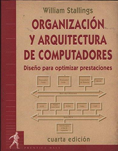 9788489660243: Organizacion y Arquitectura de Computadores (Spanish Edition)