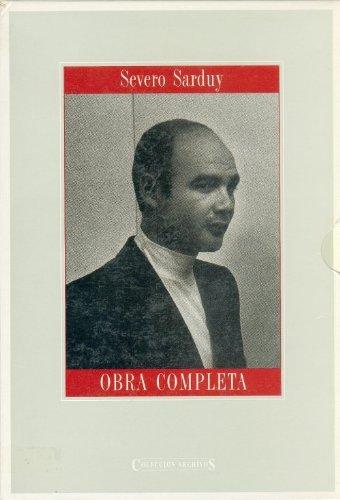 9788489666436: Obra completa (Coleccion Archivos) (Spanish Edition)