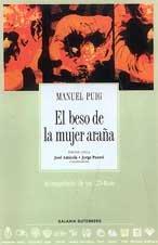 9788489666450: BESO DE LA MUJER ARAÑA (Coleccion Archivos)