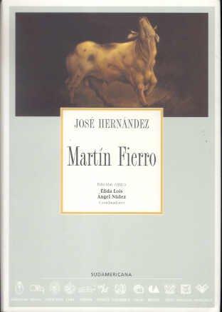 9788489666580: Martín Fierro (Archivos) (Spanish Edition)