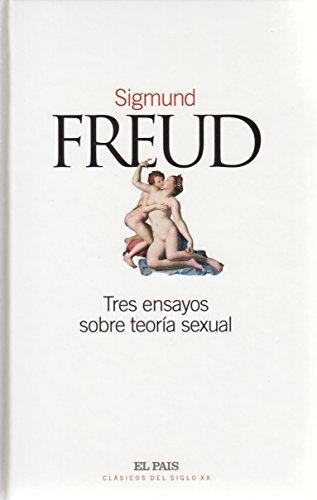 9788489669376: TRES ENSAYOS SOBRE TEORIA SEXUAL