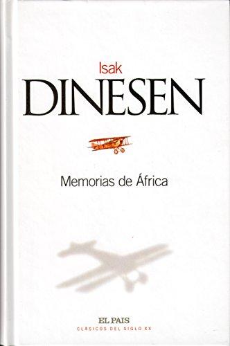 9788489669444: Memorias De Africa