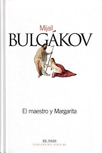 9788489669505: El maestro y Margarita
