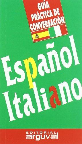 9788489672260: Guía práctica de conversación español-italiano