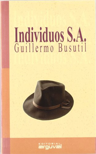 9788489672369: Individuos S.A (Narrativa. Relatos) (Spanish Edition)
