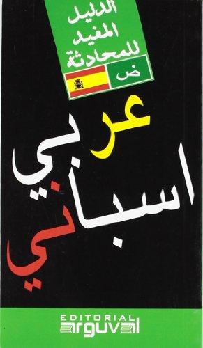 9788489672413: Guía práctica de conversación árabe-español