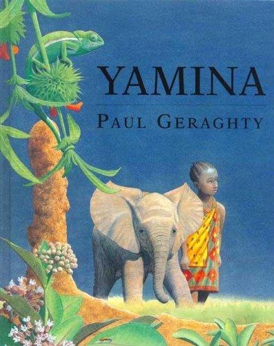 Yamina: Paul Geraghty