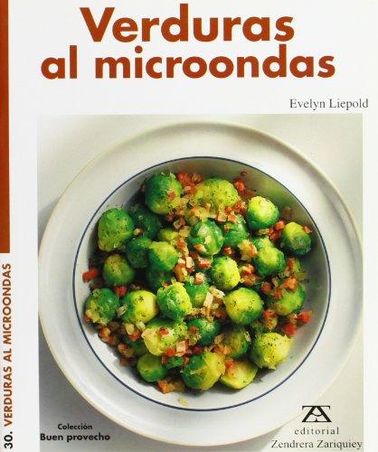 9788489675858: Verduras al microondas