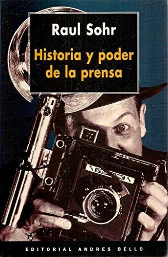 9788489691469: Historia y Poder de La Prensa (Spanish Edition)