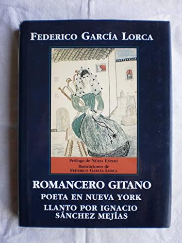 Romacero Gitano: Federico Garcia Lorca