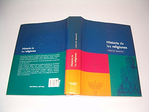 9788489693722: Historia De Las Religiones (Spanish Edition)