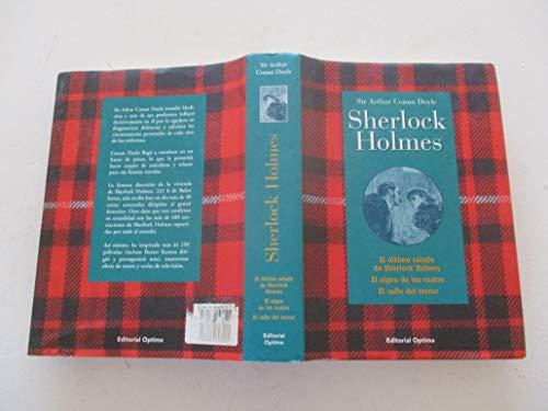 Las aventuras de Sherlock Holmes (9788489693807) by Sherlock Holmes