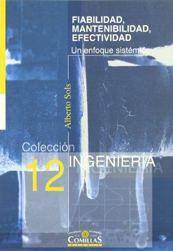 9788489708938: Fiabilidad, Mantenibilidad, Efectividad (Spanish Edition)