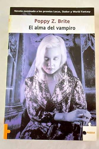 El alma del vampiro: Poppy Z. Brite