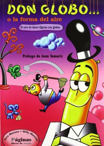 9788489749023: Don Globo o la Forma del Aire (Spanish Edition)