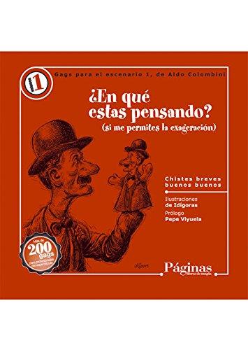 9788489749474: Gags para el escenario 1 (Spanish Edition)