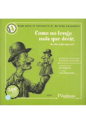 Gags para el escenario 4 (Spanish Edition): Colombini, Aldo