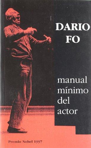 9788489753112: Manual mínimo del actor