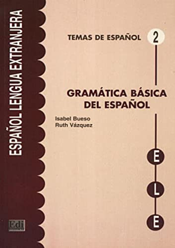 9788489756137: Gramatica basica del espanol/ Basic Spanish