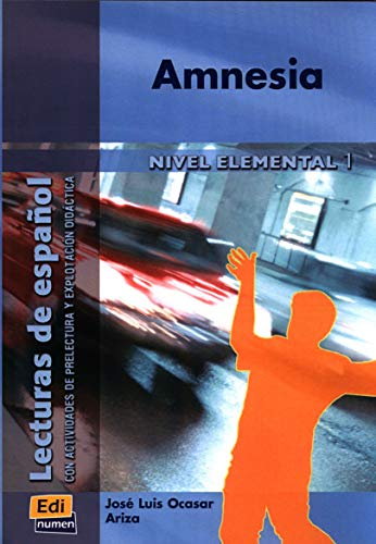 9788489756724: Amnesia (Lecturas De Espanol) (Spanish Edition)