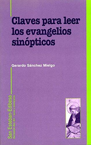 9788489761452: Claves para leer los evangelios sinópticos