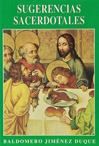 9788489761667: Sugerencias sacerdotales