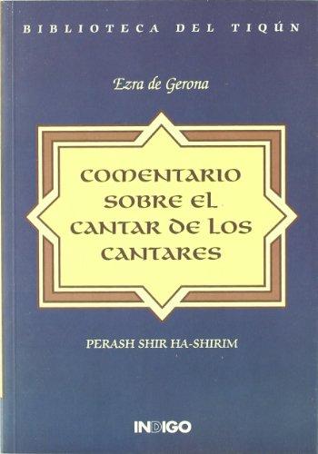 9788489768291: Comentario Sobre El Cantar de Los Cantares (Spanish Edition)