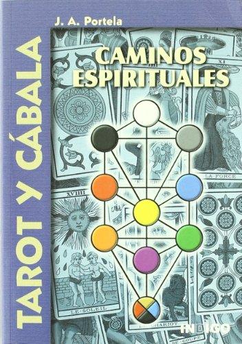 9788489768581: Tarot y cabala. caminos espirituales
