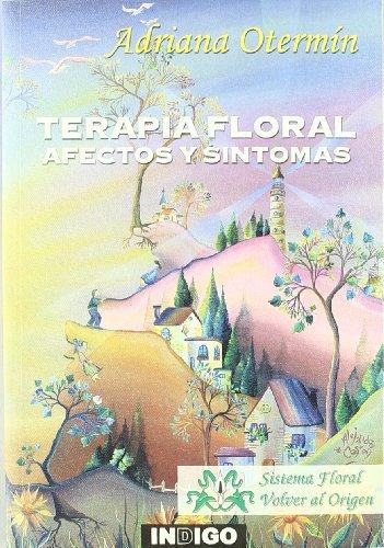 9788489768611: Terapia floral : afectos y síntomas