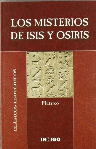 Isis Osiris by Plutarco - AbeBooks