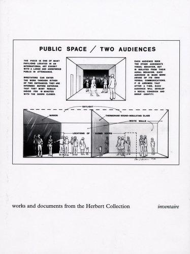 Public Space, Two Audiences: Diederichsen, Diedrich, Borja-Villel, Manuel, Herbert, Anton, Muller, ...