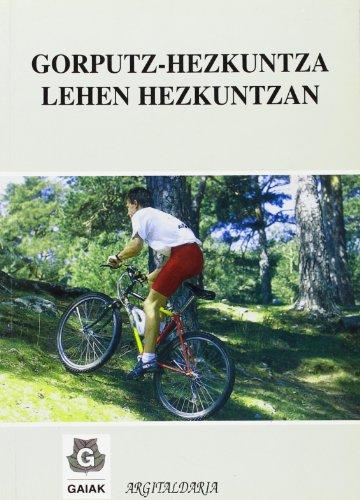 9788489772748: Gorputz-Hezkuntza Lehen Hekuntzan