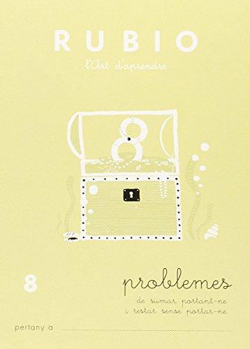 9788489773134: Problemes RUBIO 8 (català)