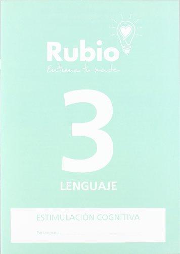 9788489773332: Cuadernos Rubio: Lenguaje 3 (Spanish Edition)
