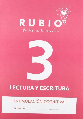 9788489773363: Cuadernos Rubio: Lectura Y Escritura 3 (Spanish Edition)