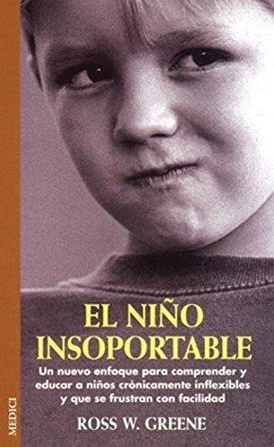 9788489778863: EL NIÑO INSOPORTABLE (NIÑOS Y ADOLESCENTES)